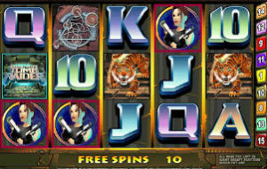 Tom Raider Slot Machine Spin Palace