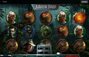 Betway Jurassik Park Slot