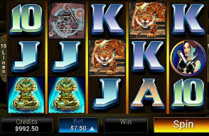 Betway Casino Slot