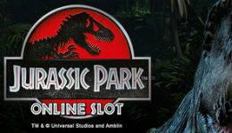 Jurrasic Park Play Slot Machine