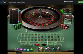 Betway Casino roullette
