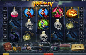 Halloween Fortune Slot William Hill