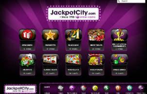 JackpotCity Games