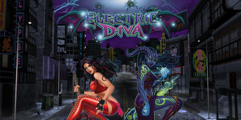 Electric Diva Slot Machine Online ᐈ Microgaming™ Casino Slots