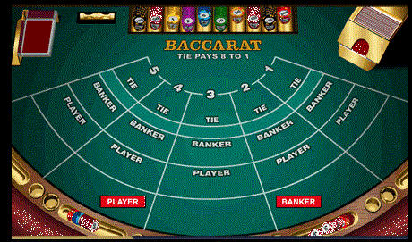 How To Bet Baccarat