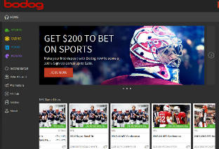 Bodog Screen