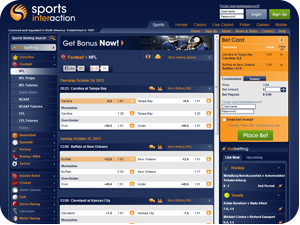 SportsInteraction Dashboard