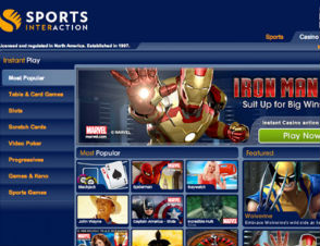 SportsInteraction Games