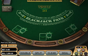CasinoRoom blackjack Games