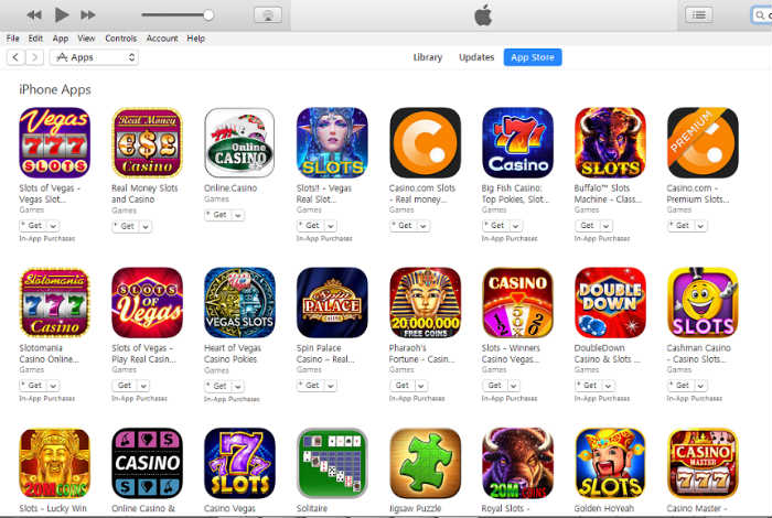 Iphone Casino Apps 2017