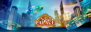 Spin Palace Bonus and Promotions