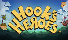 Hooks Heroes Slot Machine