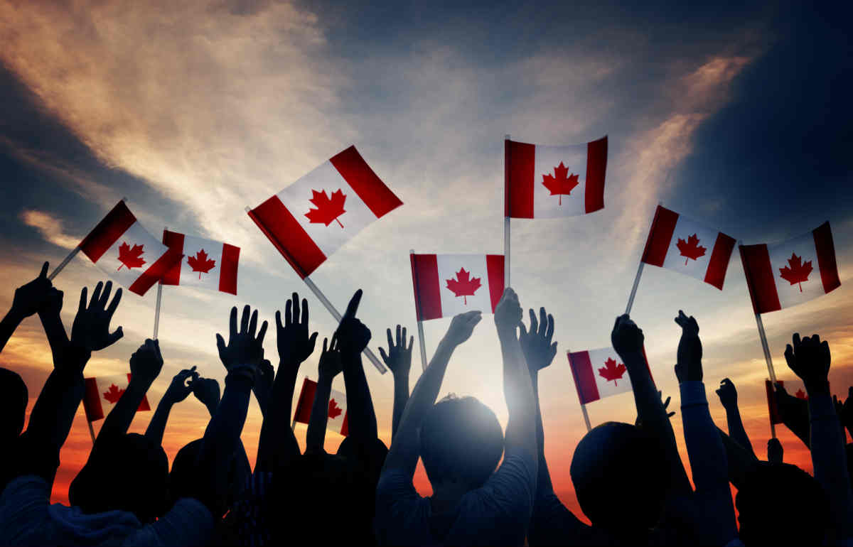 Online casino canada flags