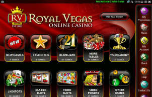 Royal Vegas Full List