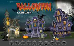 Maple Casino's Halloween Cash Dash has Begun!