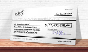 Canadian players wins C$11.6 million playing Mega Moolah