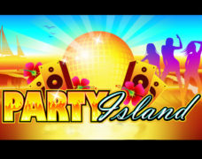 Party Island Slot Pays Out Big!