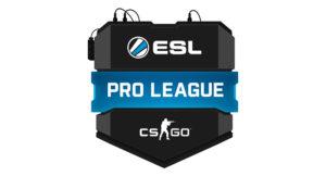 The ESL CS:GO Logo