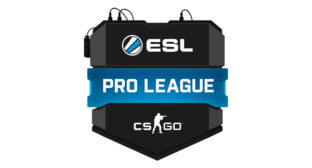 The ESL CS:GO Logo
