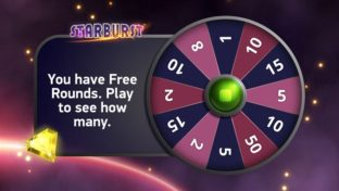 NetEnt's New Free Round Widget.