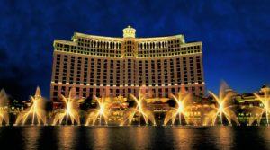 The Belaggio Casino, Las Vegas
