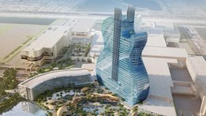 Plans for the new Hard Rock Hotel & Casino Hollywood